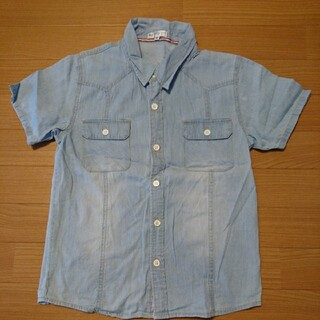 シマムラ(しまむら)のアベイル しまむら size140 半袖シャツ(Tシャツ/カットソー)