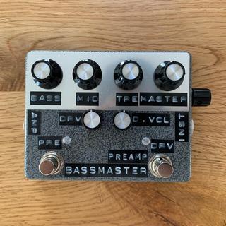 フェンダー(Fender)のshin's music bass master preamp(ベースエフェクター)