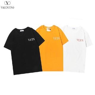 ヴァレンティノ(VALENTINO)の★8000円2枚ヴァレンティノVALENTINOTシャツ#HHS040102(Tシャツ(半袖/袖なし))