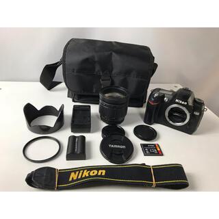 Nikon - Nikon D70 デジタル一眼レフカメラ すぐに撮影出来ます 付属品多数