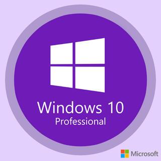 Windows 10Proプロダクトキー HOMEからアップグレード可能(PCパーツ)