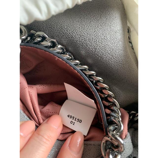 Stella McCartney(ステラマッカートニー)の[正規品]ステラマッカートニー ファラベラミニトート レディースのバッグ(トートバッグ)の商品写真