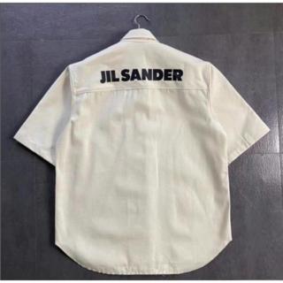 Jil Sander - JIL SANDER 20ss ベージュ シャツ
