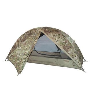 エムエスアール(MSR)の米軍採用個人用テント LITEFIGHTER TENT 1 個人用シェルター(テント/タープ)