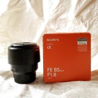 SONY - sony 85mm f1.8 レンズ Eマウント用