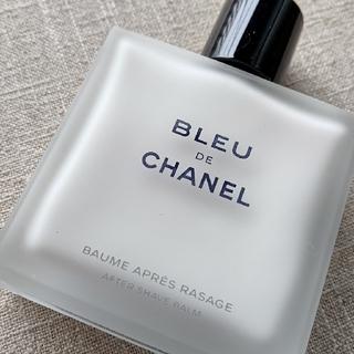 シャネル(CHANEL)のブルー ドゥ シャネル アフターシェイヴ モイスチャライザー 90ml メンズ(香水(男性用))