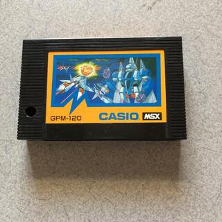 CASIO - MSXソフト『エグゾイドZ』