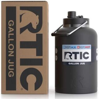 サーモス(THERMOS)のRTIC GALLON JUG 3.8L アールティック ワンガロンジャグ 黒(食器)