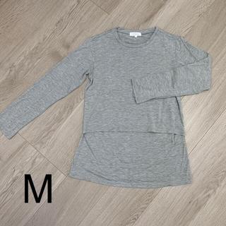 アカチャンホンポ(アカチャンホンポ)のaya様専用 授乳服 ロンT 2wayオール セット(マタニティトップス)
