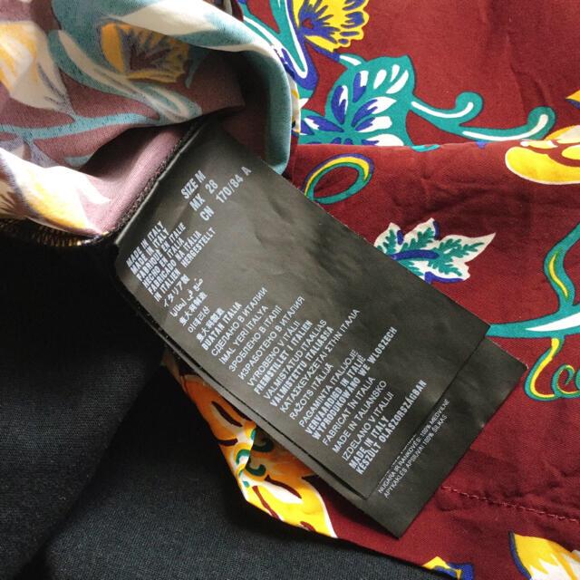 PRADA(プラダ)の14SS 名作 PRADA プラダ 半袖 Tシャツ ボタニカル柄 メンズのトップス(Tシャツ/カットソー(半袖/袖なし))の商品写真