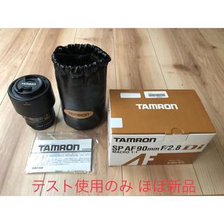 TAMRON - TAMRON SP AF 90mm F2.8 Di MACRO 1:1 ニコン用