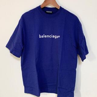 Balenciaga - BALENCIAGA 2020 NEW LOGO TEE