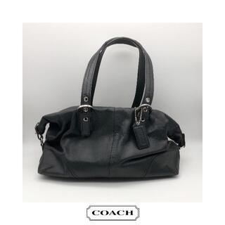 COACH - COACH コーチ ハンドバッグ ショルダーバッグ 2WAY ブラック