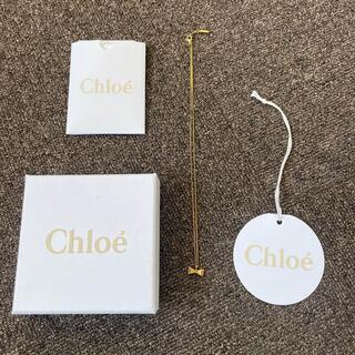 クロエ(Chloe)のクロエ リボン ネックレス(ネックレス)