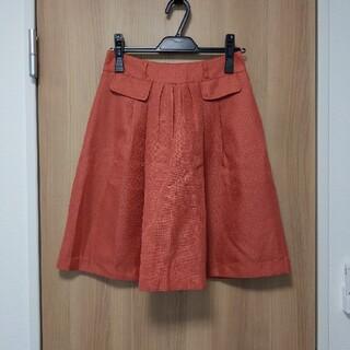 グローブ(grove)のgroveのひざ丈スカート Sサイズ(ひざ丈スカート)