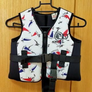 OCEAN PACIFIC - ライフジャケット キッズ Sサイズ