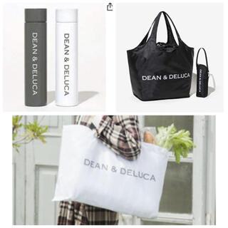DEAN & DELUCA - DEAN&DELUCA ディーン&デルーカ レジカゴバッグ ステンレスボトル
