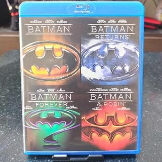 バットマン アンソロジー 4枚組 ブルーレイ(外国映画)