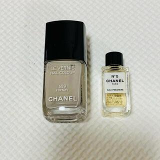 CHANEL - CHANEL ネイルエナメル 香水