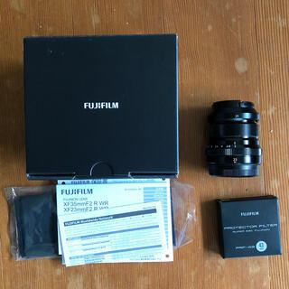 富士フイルム - FUJIFILM XF23mmF2 R WR
