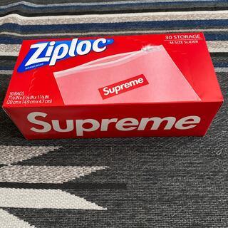 シュプリーム(Supreme)のSuprem ziploc(日用品/生活雑貨)