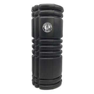 ブラック:フォームローラー/筋膜リリースローラー/33cm(ヨガ)