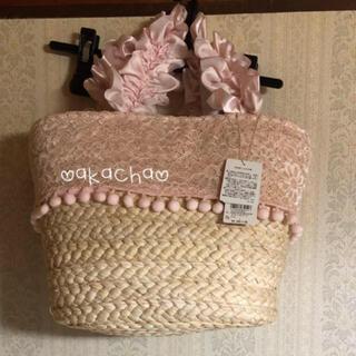 Maison de FLEUR - ♡maison de fleur カゴバッグ♡