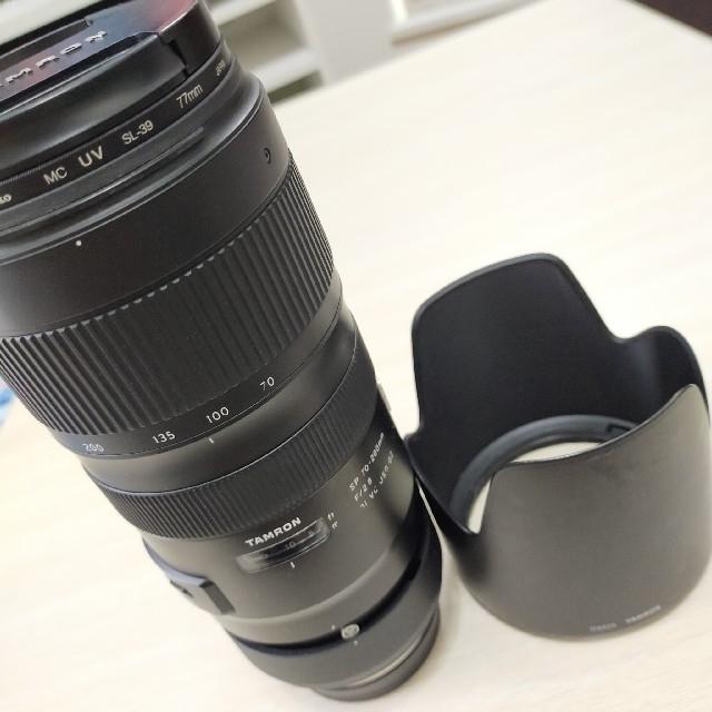 TAMRON(タムロン)の【けんごーん様専用】TAMRON SP70-200F2.8  スマホ/家電/カメラのカメラ(レンズ(ズーム))の商品写真