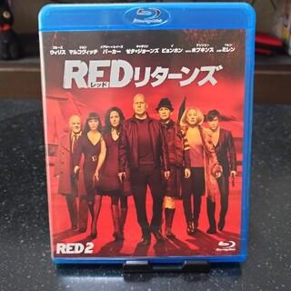 REDリターンズ ブルーレイ Blu-ray(外国映画)