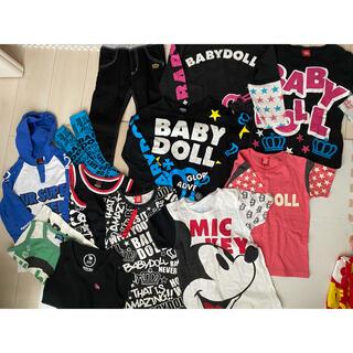 BABYDOLL - ベビードール まとめ売り 12点(120〜140サイズ)