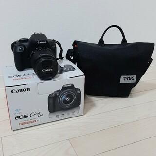 キヤノン(Canon)のEOS kiss X80 EF-S 18-55 IS Ⅱ kit(デジタル一眼)