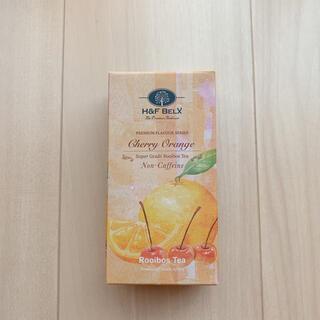 H&F BELX   ルイボスティー チェリーオレンジ 1箱(茶)