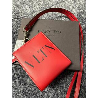ヴァレンティノ(VALENTINO)のヴァレンティノ valentino ネックウォレット 財布(折り財布)