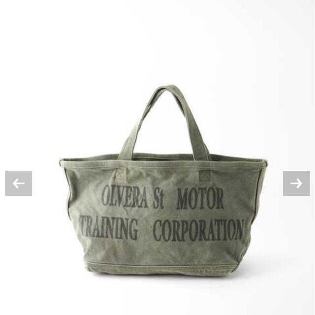 L'Appartement DEUXIEME CLASSE(アパルトモンドゥーズィエムクラス)のアパルトモン Graphic Tote Bag & Border belt レディースのバッグ(トートバッグ)の商品写真