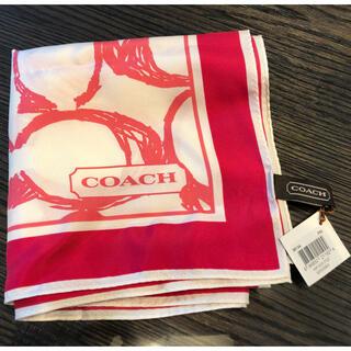 COACH - (新品)COACH スカーフ