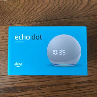 ECHO - Echo Dot (エコードット) 第4世代 - 時計付き
