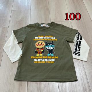BANDAI - アンパンマンTシャツ 100