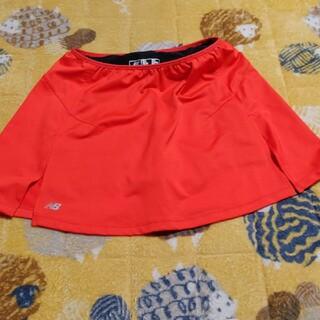 ニューバランス(New Balance)の試着のみ new balance スカート スポーツスカート ランニングスカート(トレーニング用品)