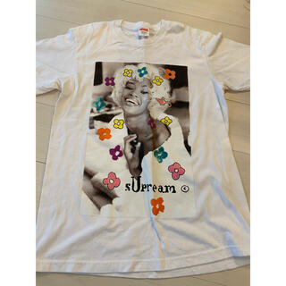 Supreme - 美品 キムタク着用⭐︎supreme Tシャツ Sサイズ