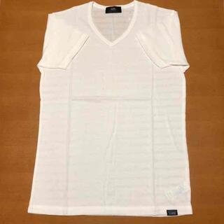 アズールバイマウジー(AZUL by moussy)の新品未使用 レディース トップス アズールバイマウジー(Tシャツ(半袖/袖なし))