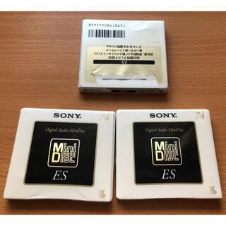 ソニー(SONY)のSONY Mini Disk ES 74分(その他)
