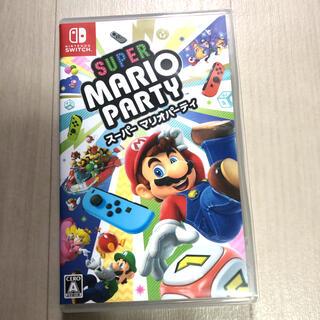 任天堂 - スーパー マリオパーティ Switch