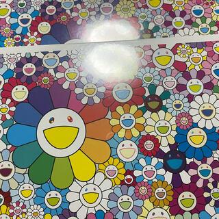 村上隆 お花ジグソーパズル FLOWER JIGSAW PUZZLE 2個セット