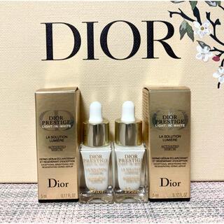 Dior - 【新品】Dior プレステージソリューションルミエールライト16,000円相当