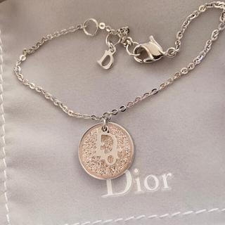 Christian Dior - Christian Dior ディオール ロゴ ブレスレット 付属品あり 極美品