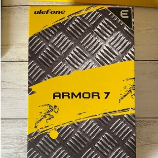 ANDROID - Ulefone Armor 7E タフネススマホ