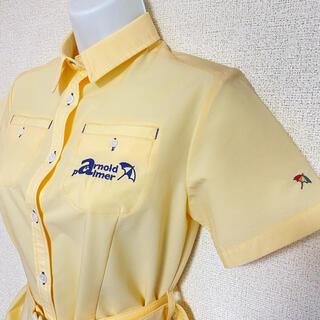 アーノルドパーマー(Arnold Palmer)のarnold palmer アーノルドパーマー ワンピース レディースMクリーム(ウエア)