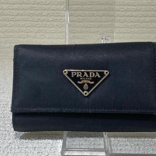 PRADA - PRADA プラダ 6連キーケース