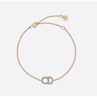 Christian Dior - ディオール CLAIR D LUNE ブレスレットメタル & クリスタル