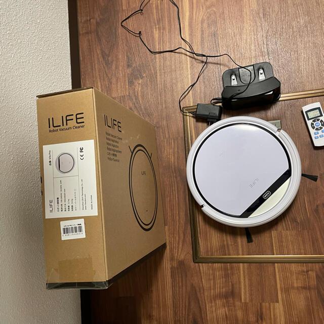 試運転のみ 電動掃除機 自動掃除機 ILIFE ルンバ スマホ/家電/カメラの生活家電(掃除機)の商品写真